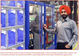 Motion Industries Vending Machines Enchanting Supply And Demand Are You Taking Full Advantage Of Vendor Managed