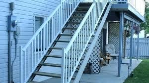 deck stair stringer calculator outdoor stair stringers deck stair stringers by fast stairs com modern metal deck stair stringer
