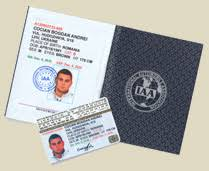 International Driver's License International Iaa Driver's