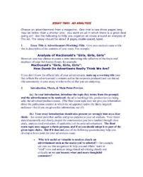 portfolio of advertising essay   websitereportswebfccom portfolio of advertising essay