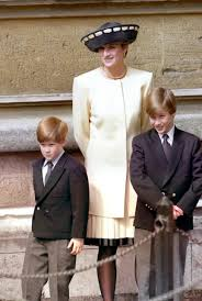 Remembering Princess Diana William and Harry share their memories.