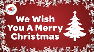 We Wish You a <b>Merry Christmas</b> with Lyrics | Christmas Songs and ...