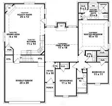 Gallery For Three Bedroom House Floor Plans 3 Floor House Plans With Photos  7 For Sample 3 Bedroom House Plans