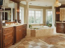 Bathroom Traditional Master Decorating Ideas Tamingthesat