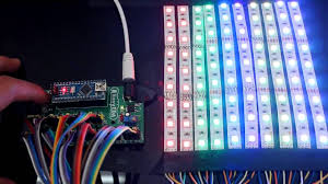 Arduino Led Light Projects Arduino Project Led Scroll Bar