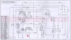 loncin 50cc quad wiring diagram wiring diagram for chinese 110 atv at Loncin 110 Wiring Diagram Ignition Color