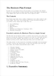 Startup Business Plan Sample Micro Business Plan Template Top Business Plan Templates You