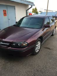 Surplus Vehicle: 2003 Chevrolet Impala | City of Great Falls Montana