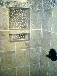 cost to install shower pan tile glass how redi bench
