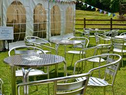 chair aluminium bistro chairs and tables first choice event hire winsome cast aluminumutdoor table round garden