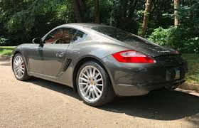 42K-Mile 2007 Porsche Cayman S 6-Speed  O