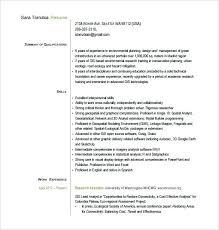 Project Manager Resume Project Manager Resume Template 8 Free Word