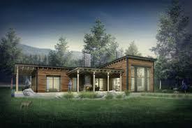 energy efficient house plans. Signature Contemporary Exterior - Rear Elevation Plan #924-1 Energy Efficient House Plans O