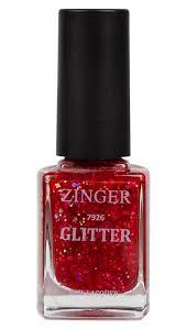 Zinger <b>Лак для ногтей</b> 12 мл <b>Glitter</b> 1 (7926)
