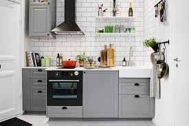 small kitchen inspiration gray kitchen cabinet