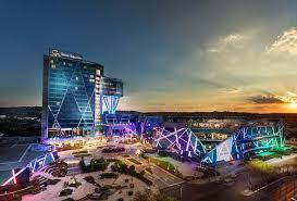 Hotel The Maslow Time Square Pretoria South Africa