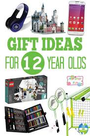 gifts for 12 year olds gifts birthday gifts and birthday