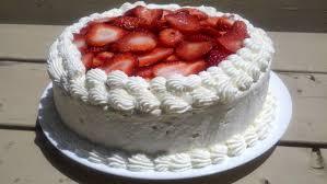 The Trim Recipe Box Special Occasion Strawberry Lemonade Cake S