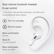 Loại Tốt ] Tai nghe bluetooth Không Dây i12 i11 Thế Hệ Mới Nút Cảm ứng Tai  nghe Bluetooth Khong day samsung oppo sony iphone Tai Nghe Bluetooth i12  nâng cấp