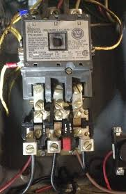 need help motor starter please hi i am looking for some help wiring a 3 phase motor starter westinghouse here is what i have