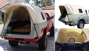 truck bed tent for camping