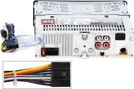 dual xdma6630 in dash cd cd rw mp3 wma car stereo receiver with  at Dual Xdm 16 Bt Installation Wiring Harness Diagram
