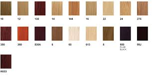 Janet Collection Color Chart Janet Collection Color Charts
