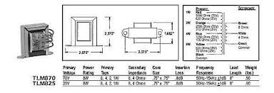70v transformer wiring diagram 70v wiring diagrams online 70v audio
