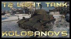 Wot T2 Light World Of Tanks T2 Light Tank