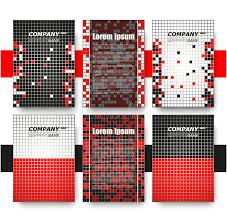 Абстрактный состав комплект визитной карточки собрание письма   Абстрактный состав комплект визитной карточки собрание письма корреспонденции лист названия брошюры