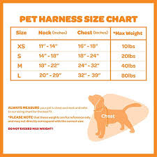 Voyager Harness Size Chart Voyager By Best Pet Supplies Dual Attachment No Pull Adjustable Harness With 3m Reflective Technology
