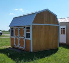 grandview buildings side lofted barn polar white metal roof roofing and siding trim with matching douglas