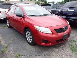 2009 Used Toyota Corolla at Woodbridge Public Auto Auction, VA ...