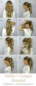 Cute Ponytail Hairstyles 69 Stunning I Hope This Works One Can Only Try Then If Needed Try Again