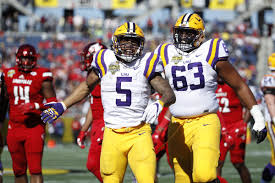 Lsu 2017 Depth Chart Lsu Spring Football 2017 To Do List Offense And The