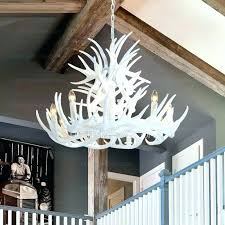 faux antler chandelier white staggering white antler chandelier twig 9 light modern antler chandelier white painting