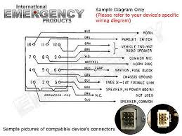 federal signal smart siren ss2000sm wiring diagram federal 12 pin plug harness cable for federal signal smart siren ss2000 on federal signal smart siren