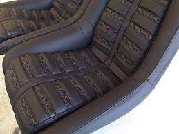 Rock S Automotive Restoration Ferrari 365 Daytona Seats Recovered With New Foam Inserts Facebook