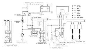 servicemanuals motorcycle how to and repair Honda Shadow Wiring-Diagram honda cmx 450 rebel wiring diagram