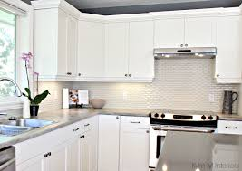 gorgeous impressiv unique brown kitchen backsplash plus awesome painting formica cabinets with can you paint formica