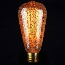 ST58 E27 <b>40W</b> Retro Edison Light <b>Bulb AC 220</b>-<b>240V</b> Incandescent ...