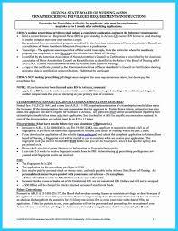 nurse anesthetist resumes best of certified registered nurse anesthetist resume