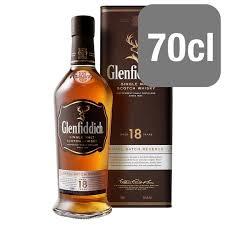 glenfiddich 18yo malt 70cl