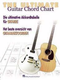 Ultimate Guitar Chord Chart The Ultimate Guitar Chord Chart Guitar Musicroom Com