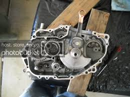 400ex step by step motor build i usually put them in the most counterclockwise position on the drum as this is first gear once their in the drum go ahead and put the shaft into them