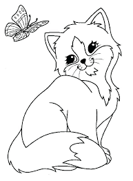 Cat Coloring Pages Free Cat Coloring Pages Pusheen Cat Coloring
