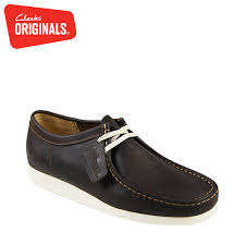 clarks originals and aerial wallabee boot