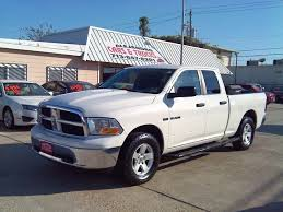 ALEJANDRO CARS & TRUCKS INC | Used 2009 White Dodge Ram 1500 ...