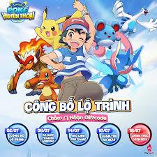 Tin vui cho fan Pokemon Việt: Poke Huyền Thoại sẽ ra mắt 18/07 - Game  online - Việt Giải Trí