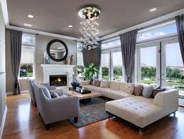 Home Decorating Trends Homedit Contemporary Living Room With High